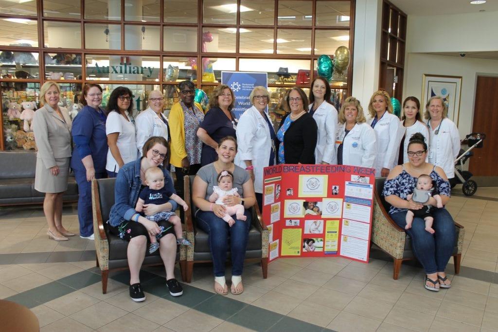 JFK Medical Center receives baby friendly hospital designation
